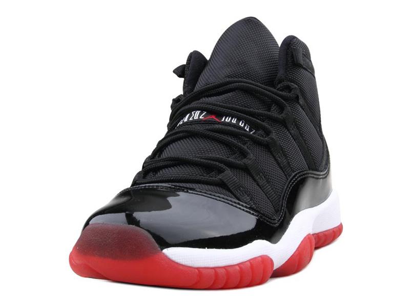 air jordan 11 rouge et noir